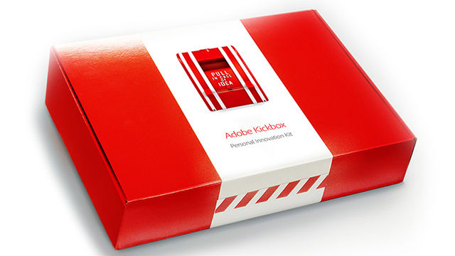 Adobe Kickbox